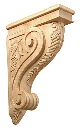 Omega National Carved Corbels Maple 13