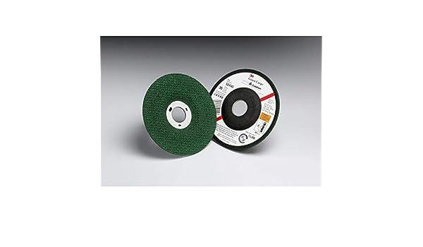 Green Corps Flexible Grinding Wheels 3m 051111-50440 4-1//2x1//8x7//8 flx grind whl 36 g
