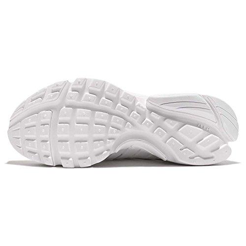 Nike Wmns Air Presto Ultra Br, Entrenadores para Mujer Weiß