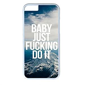 diy phone caseBaby Just Fucking Do It Case Cover for iphone 4/4sdiy phone case