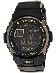 Casio Mens G7710-1 G-Shock Trainer Shock Resistant Multi-Function Watch