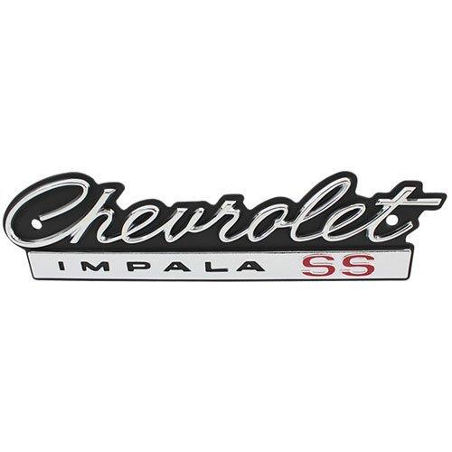 Trim Parts 2500 Full Size Grille Emblem (1966 Chevrolet