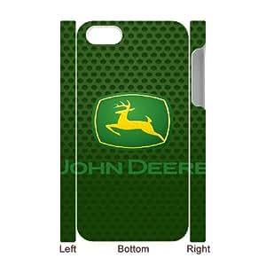iphone 4 4S 3D Phone Case John Deere car logo Case Cover PP7P555250