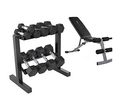 Highest Rated Strength Training Dumbbell Racks