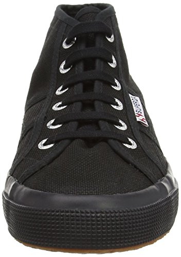 Unisex Negro Superga Cotu 2754 Black full 996 Zapatillas qttHr