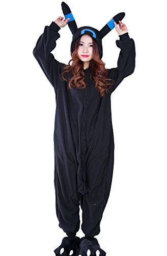 (Miss-Meg 2017 New Cospplay Pajamas Costume Jumpsuits Onesie For Halloween)