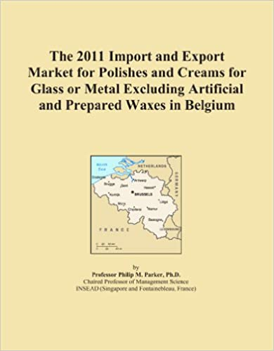 The 2011 Import and Export Market for Polishes and Creams for Glass or Metal Excluding Artificial and Prepared Waxes in Belgium