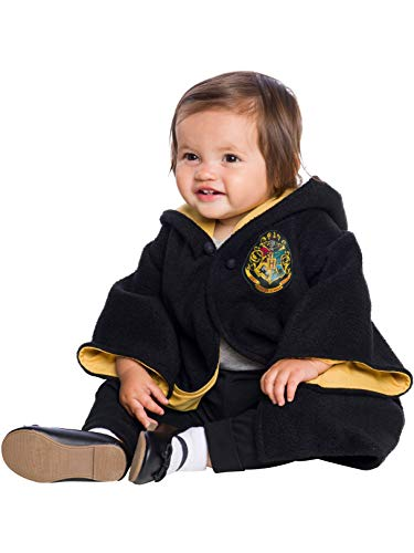 Rubie's Harry Potter Hogwarts Baby Costume Robe Costume, As Shown, Newborn -