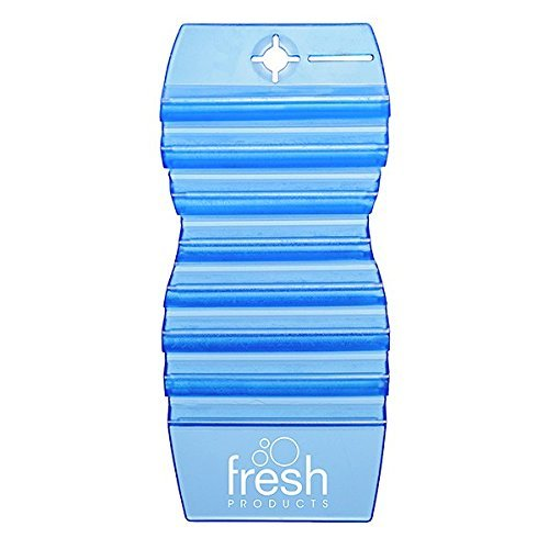 Fresh Products Hang Tag Air Freshener, Cotton Blossom, 12/cs - HTSC-CB ()