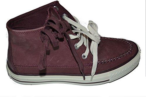 CONVERSE Sneaker, Leder, knöchelhoch, Größe US 7 / EU 37.5 / UK 5 / 24 cm