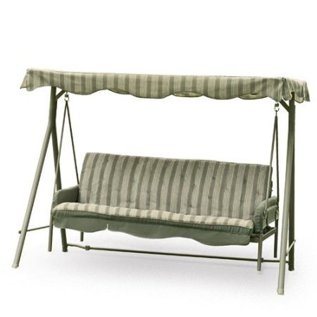 Replacement Canopy for Walmartu0027s Seacliff 3-Seater Hammock Swing  sc 1 st  Amazon.com & Amazon.com : Replacement Canopy for Walmartu0027s Seacliff 3-Seater ...