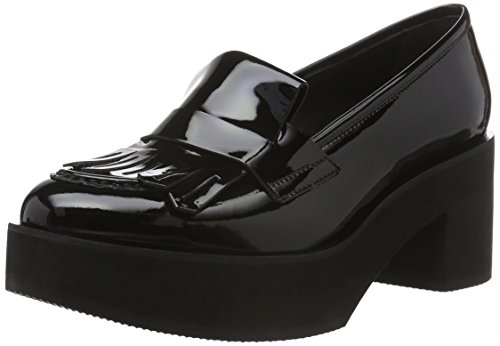 Mocasines Rossetti 75146 Negro Mujer para Fratelli 8Yxwn