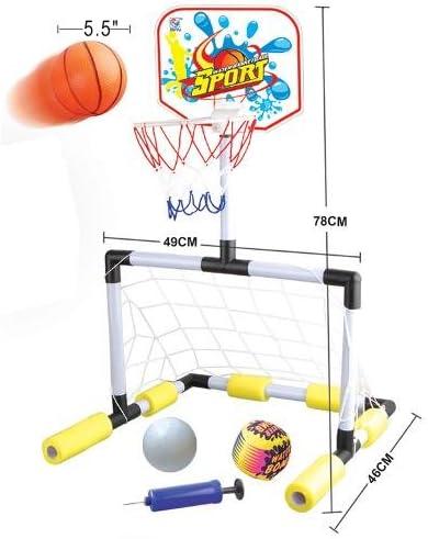 Mgi - Set Baloncesto y Porteria Flotante: Amazon.es: Juguetes y juegos