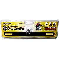 Metra - License Plate Back-Up Camera - Black