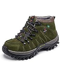 Tênis Coturno Masculino Verde Adventure Bergally