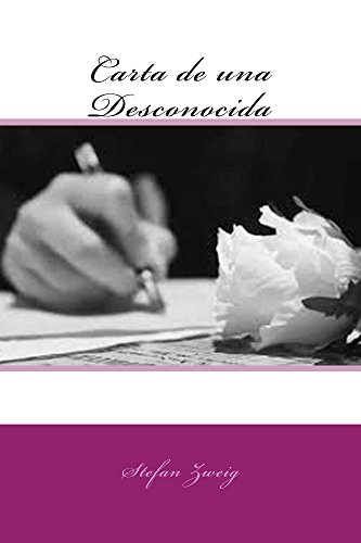 Carta de una Desconocida (Spanish Edition)