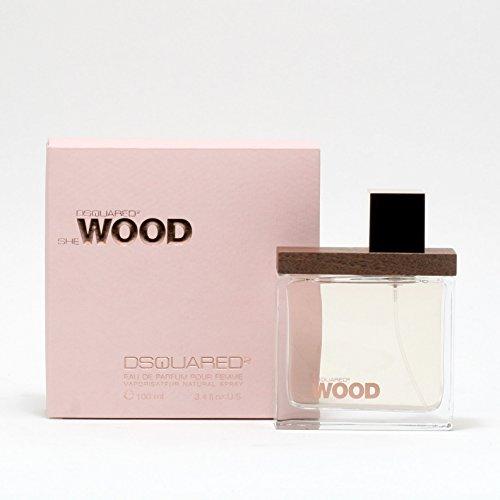 Dsquared2 She Wood Eau de Parfum 3.4 oz