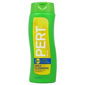 dd2d05dfbc3f Amazon.com: 3 In 1 Shampoo and Conditioner Plus Moisturizing Body ...