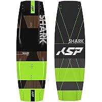 Tabla KSP Shark Green 2018 Freestyle completa de kitesurf 135/137/139/141 Kite Board