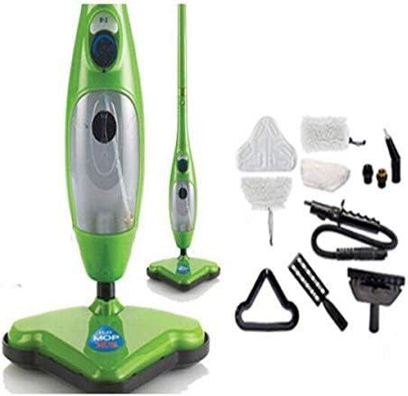 Steam Mop X5 multi use, green color
