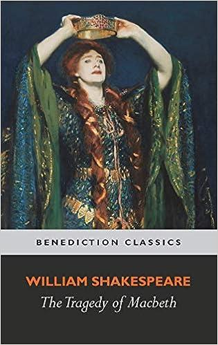 Amazon The Tragedy Of Macbeth 9781781397848 William