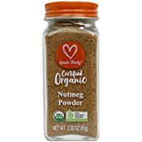 Lovin' Body Organic Nutmeg Powder, 65 g