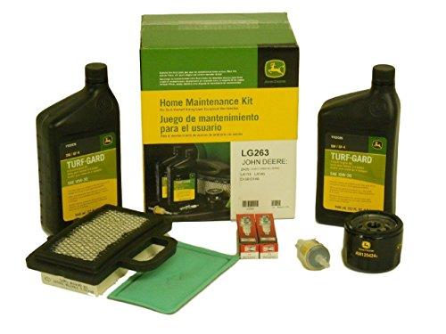 John Deere Original Equipment Maintenance Kit #LG263 by John Deere by John Deere