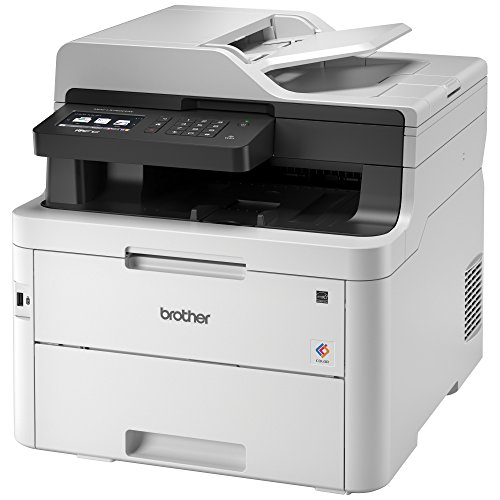 Brother MFC-L3750CDW Digital Color All-in-One Printer, Laser Printer Quality, Wireless Printing, Duplex Printing, Amazon Dash Replenishment Enabled by Brother (Image #3)