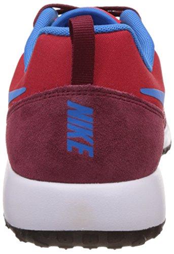 Nike Elite Shinsen, Zapatillas de Running para Hombre Rojo / Azul (Team Red / Photo Blue-Unvrsty Rd)