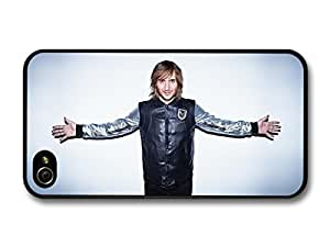 AMAF ? Accessories David Guetta French DJ Open Arms case for iPhone 4 4S