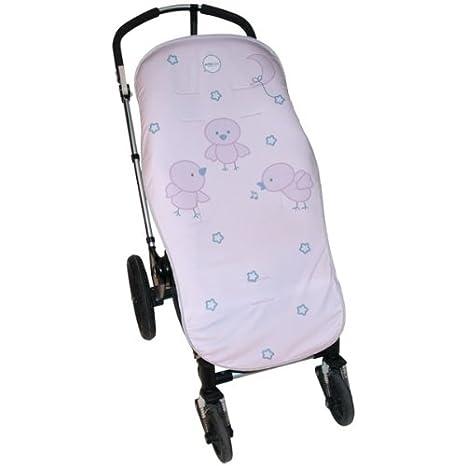 Funda/colchoneta para silla de paseo universal - Chicks Rosa ...