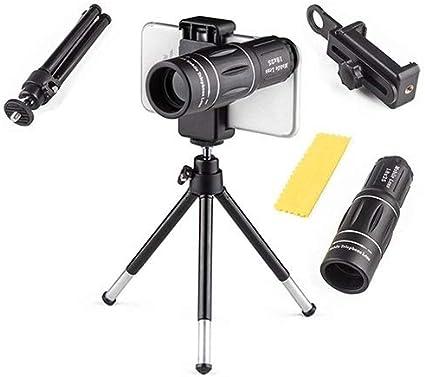 Handy Zubehör Handy Objektiv Universal Zoom Objektiv Set Tele Hd Objektiv Lange Brennweite Einrohr Handy Teleskop Für Die Meisten Smartphones Sport Freizeit