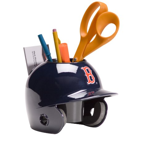MLB Boston Red Sox Desk Caddy - Gifts Dad For Baseball