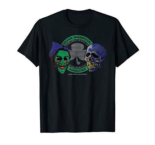 Kryptic Society: Vintage Silver Shamrock Witch T-Shirt ()