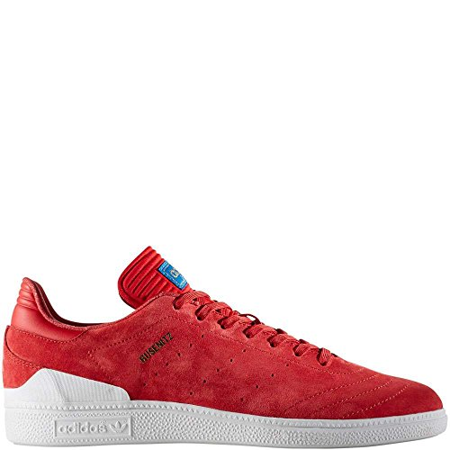 adidas Originals Mens Superstar Vulc ADV Shoes Scarlet/Ftwr White/Bluebird AcrHS7