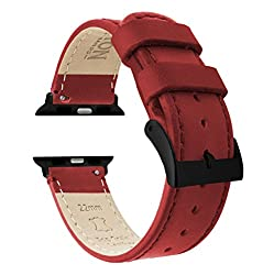 Image of the product 42mm/44mm Crimson Red   that is listed on the catalogue brand of Barton Watch Bands.
