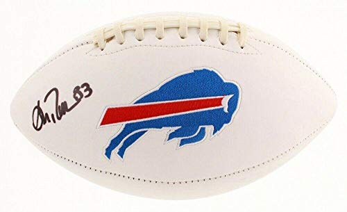 Andre Reed Autographed Football (buffalo Bills) - ! - PSA/DNA Certified - Autographed Footballs (Autographed Football Andre Reed)