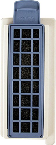 (Whirlpool W10153422 Refrigerator Air Filter with Microban Start Up Kit)