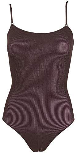 Intero Pasion Red Beachwear Costume Donna Basico Marrone Point wZYIqYTxp
