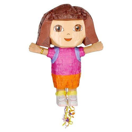 Dora the Explorer Pinata, Shaped Pull String