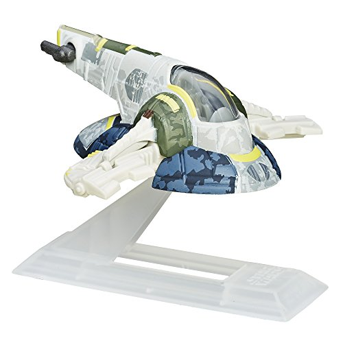 Star Wars, The Black Series, Titanium Series, Attack of the Clones Jango Fett's Slave I (Slave 1 Vehicle)