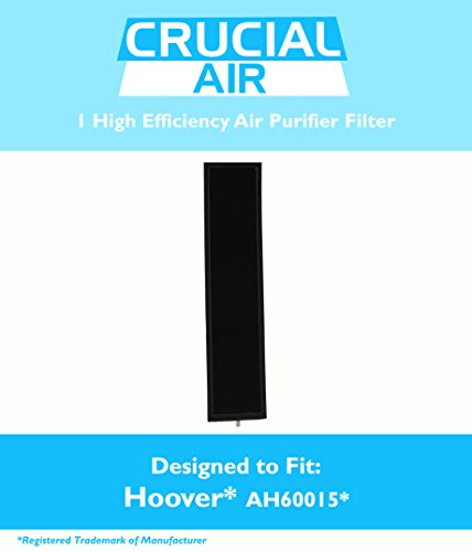 Hoover AH60015 Air Purifier Filter Fits WH10400 & WH10600, Designed & Engineered by Crucial Air