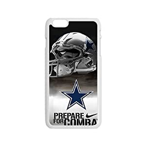 Custom Team Dallas Cowboys Logo Hard Plastic Case Cover for iPhone 6and iPhone 6S