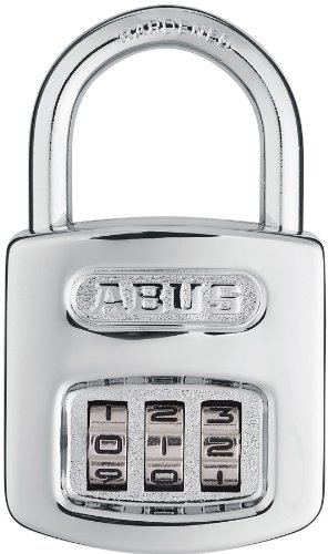 ABUS 160/40 All Weather Chrome Combination ()