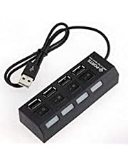 Usb 2.0 High Speed Hub 4 Port With On/off