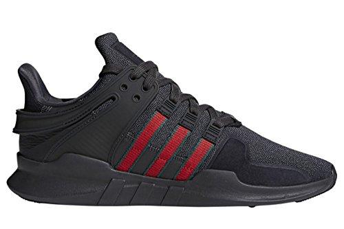 Adidas Mænds Originaler Eqt Støtte Adv Sko Sort tCEuzv
