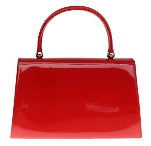 Pochette femme pour Craze Red london wP4q4ax