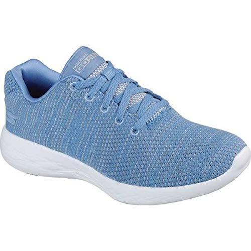 (スケッチャーズ) Skechers レディース ランニング?ウォーキング シューズ?靴 GOrun 600 Obtain Running Shoe [並行輸入品]