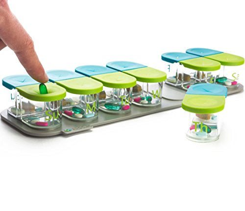 pill dispenser twice a day - 5