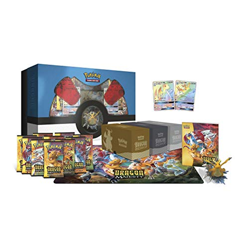 Pokemon TCG: Sun and Moon 7.5 Dragon Majesty Super Premium ()